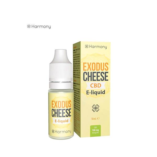 CBD EXODUS CHEESE Harmony/ 30mg – 10ml / E-liquid