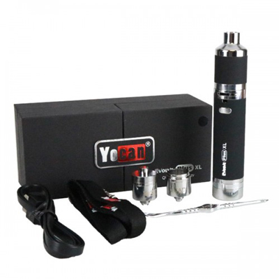 VAPORIZADOR EVOLVE PLUS XL [ YOCAN ] Concentrados (copia)